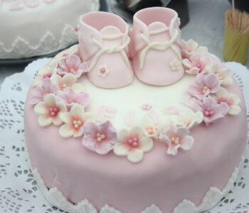 att planera en tårta